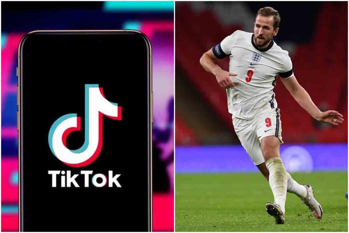 Contenido exclusivo Eurocopa TikTok