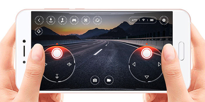 Control dron Xiaomi MiTu