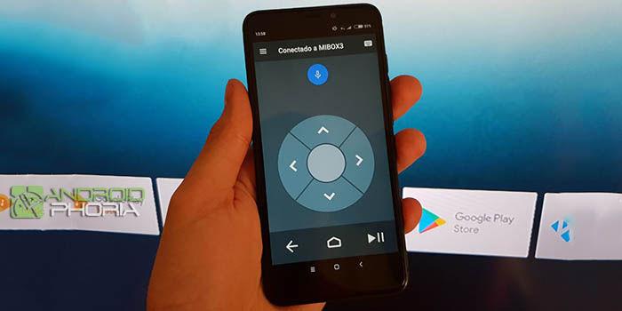 Controlar Xiaomi Mi Box con Android TV desde Android
