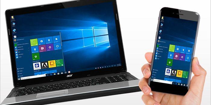 Controlar el PC desde Android