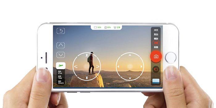 Controlar iDol Drone con IA