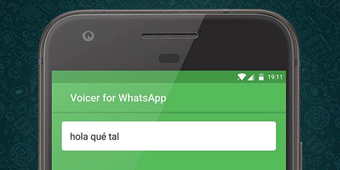 Convertir audios en texto en WhatsApp 2