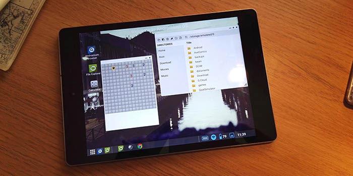 Convertir movil Android en PC