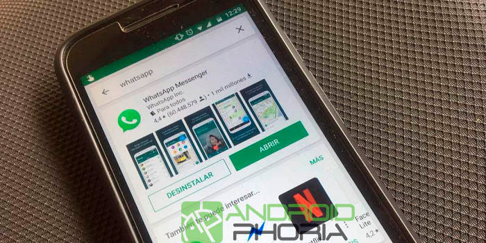 Convertir voz en texto en WhatsApp