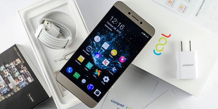 Coolpad Cool1 unboxing