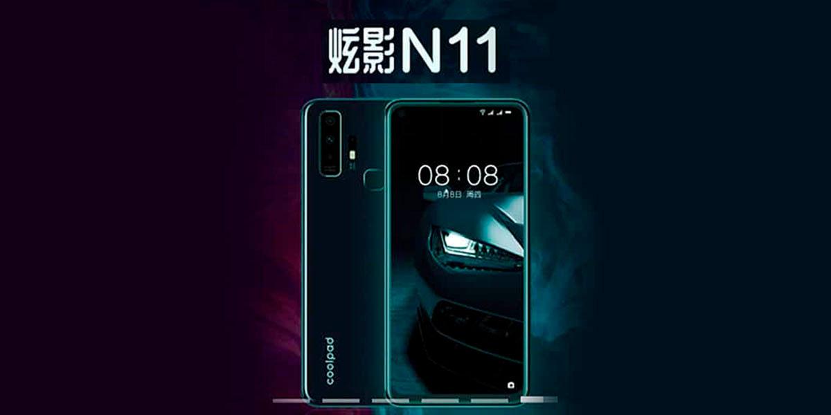 Coolpad N11 especificaciones