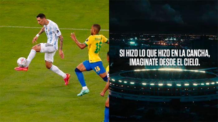 Copa America 2021 Argentina campeon memes