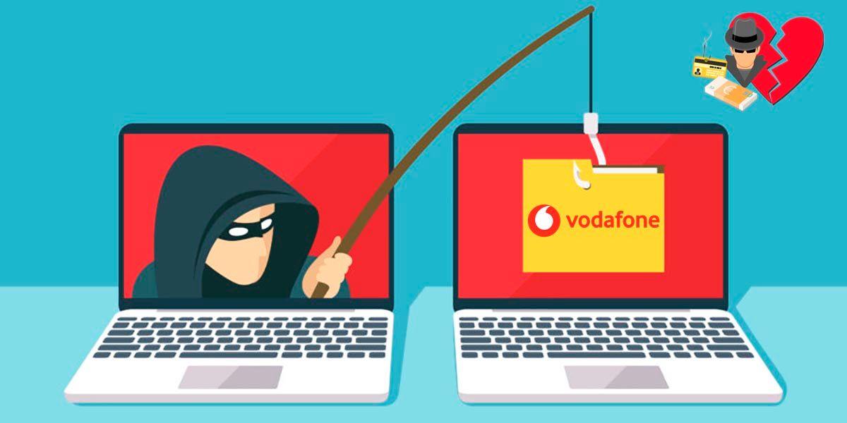 Correo deuda Vodafone es falso