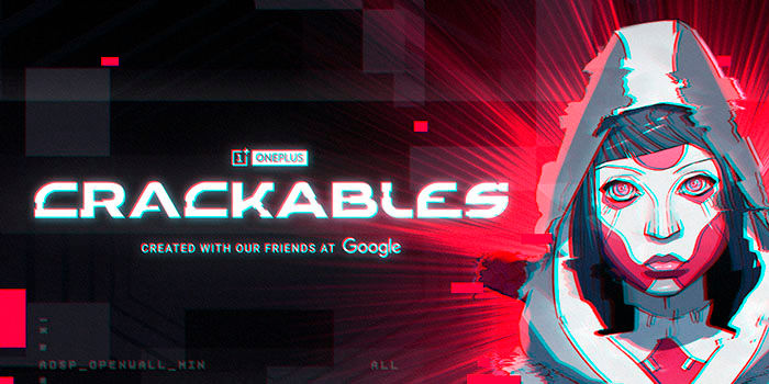 Crackables OnePlus