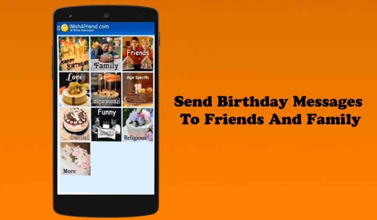 Crea mensajes para cada persona con Cumpleaños Cartas y Mensajes