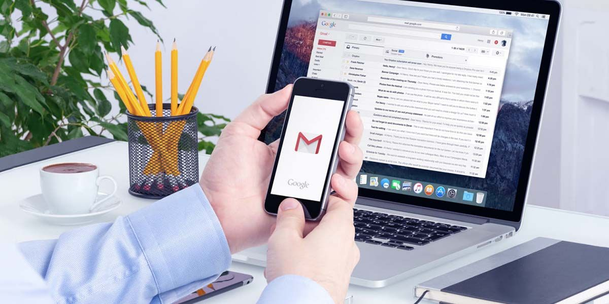 Crea tu firma de Gmail en el movil y PC