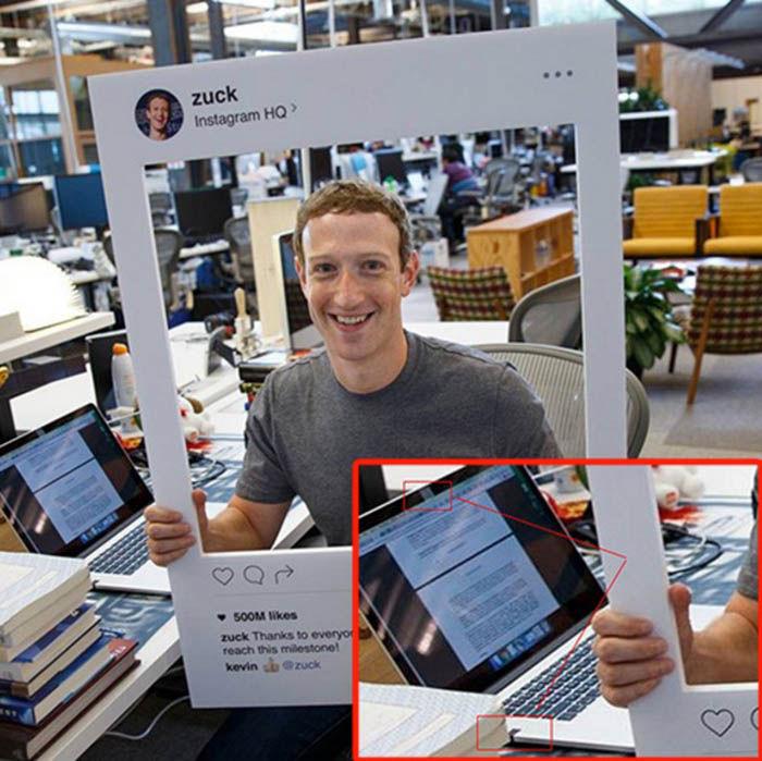 Creador Facebook tapa camara
