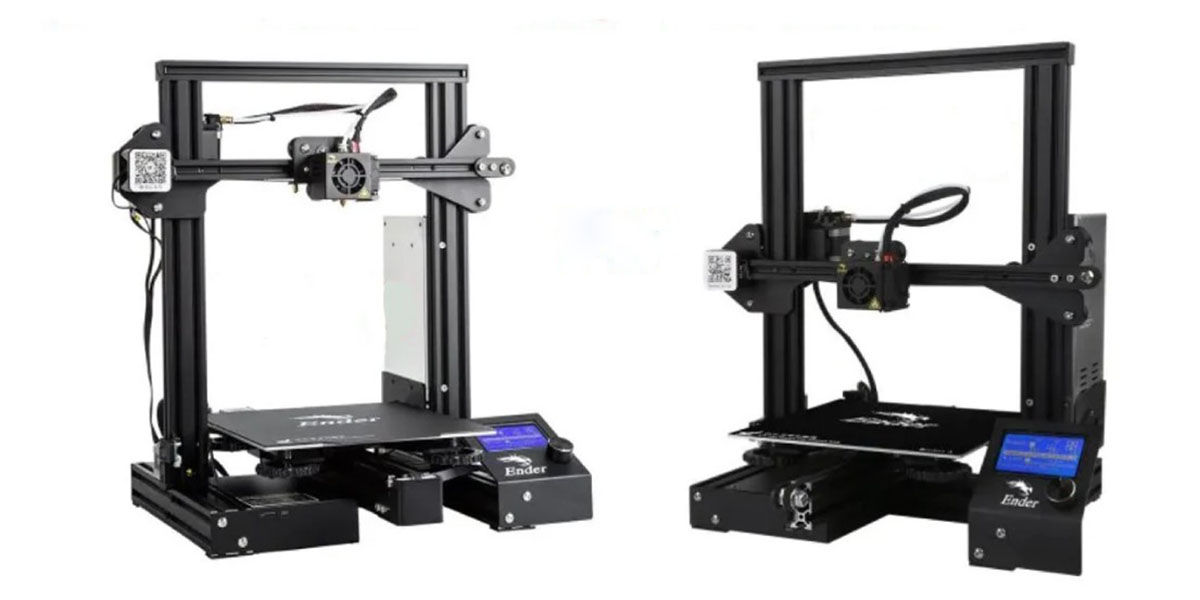 Creality Ender 3 Impresora en 3D