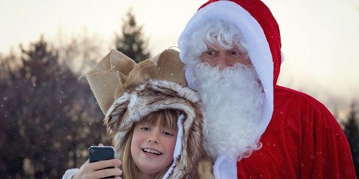 Crear GIFs Navidad