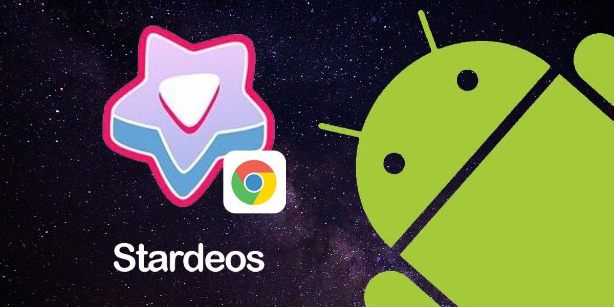 Crear acceso directo de Stardeos a tu móvil Android