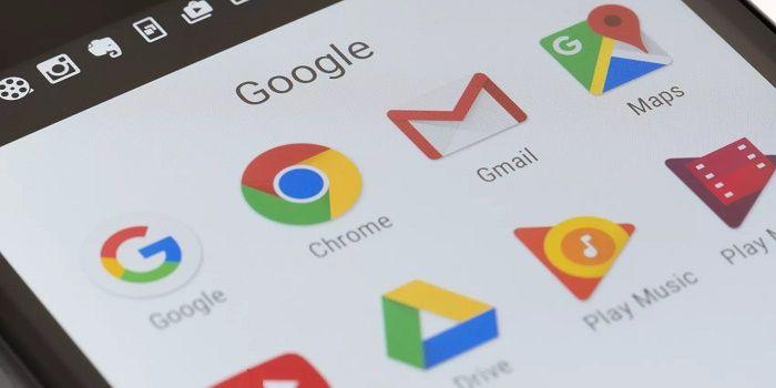 Crear cuenta de Google desde el móvil