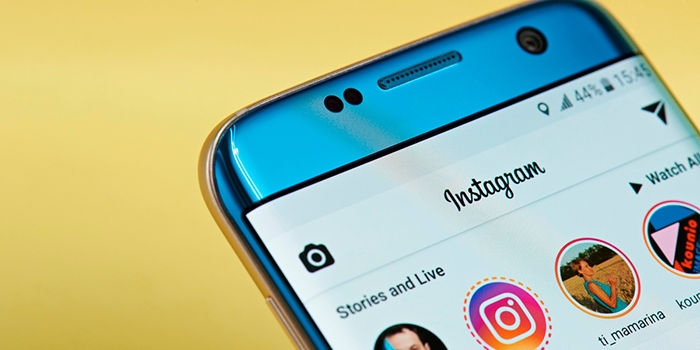 Crear lista mejores amigos Instagram