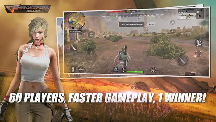 CrossFire Legends para Android