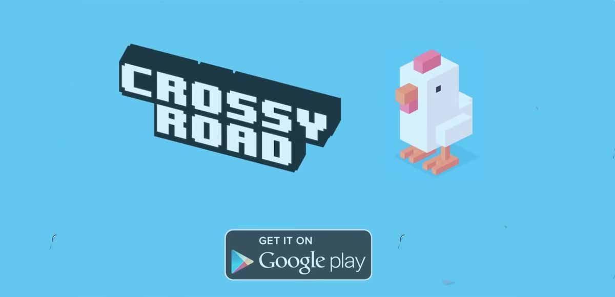 Crossy Road una opcion ligera y adictiva