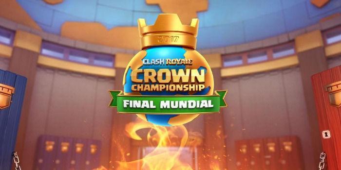 Crown Championship Clash Royale Final Mundial