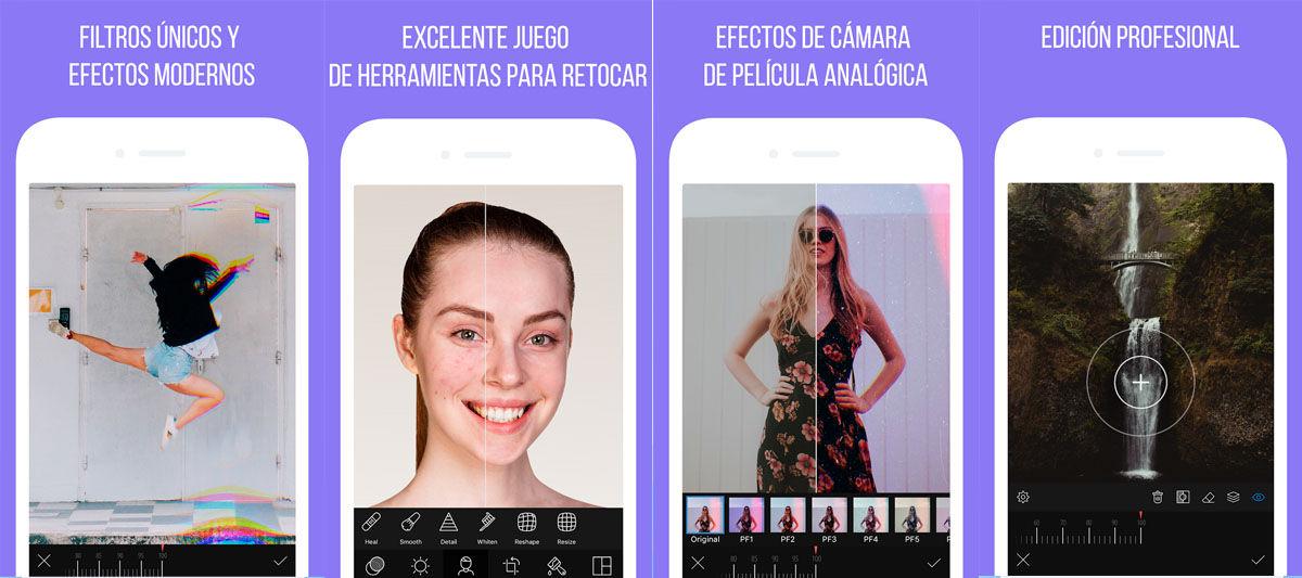 Cuáles son las mejores apps para editar fotos, fotografías e imágenes en Android