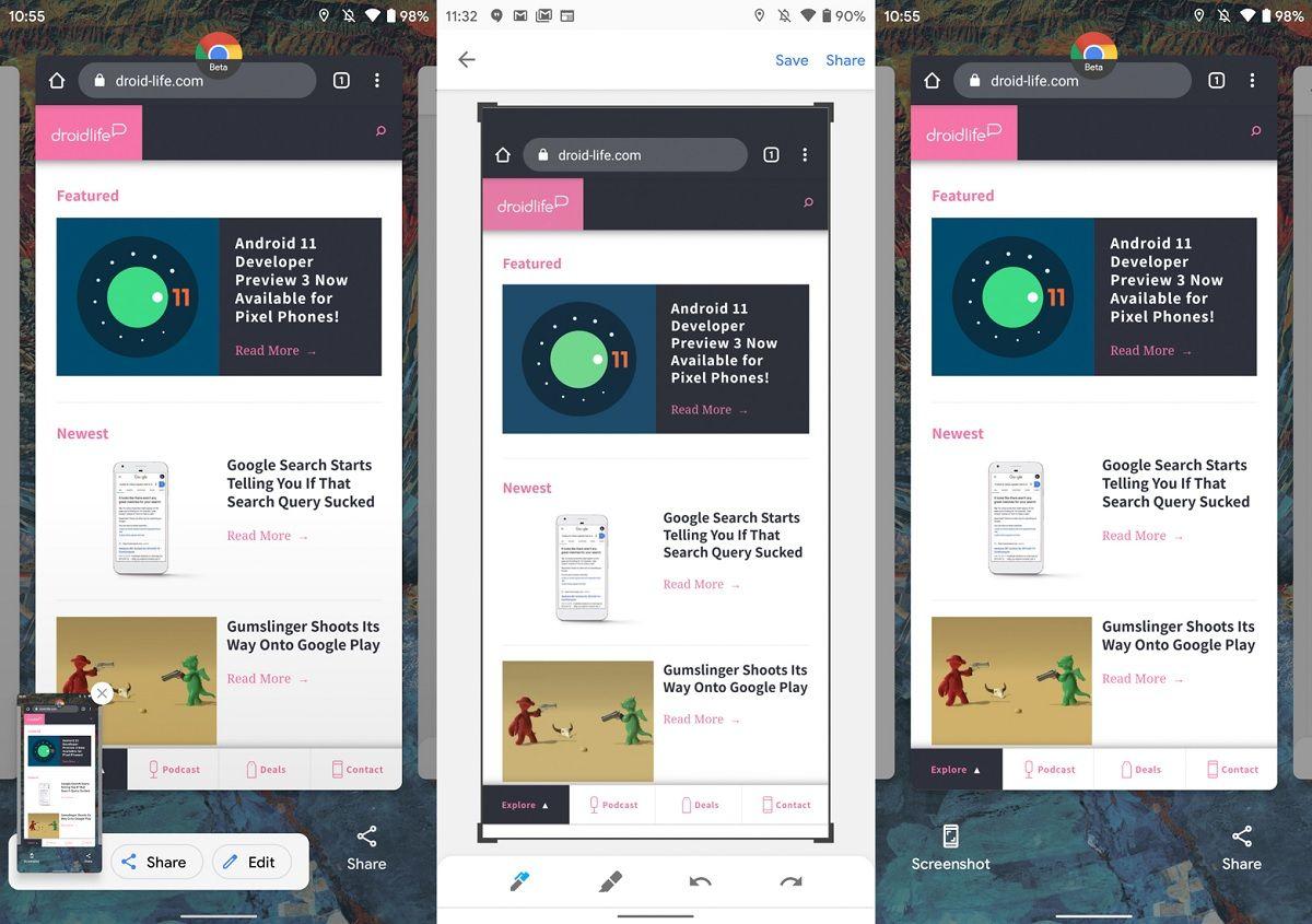 Cuales son las novedades de Android 11 Developer Preview 3
