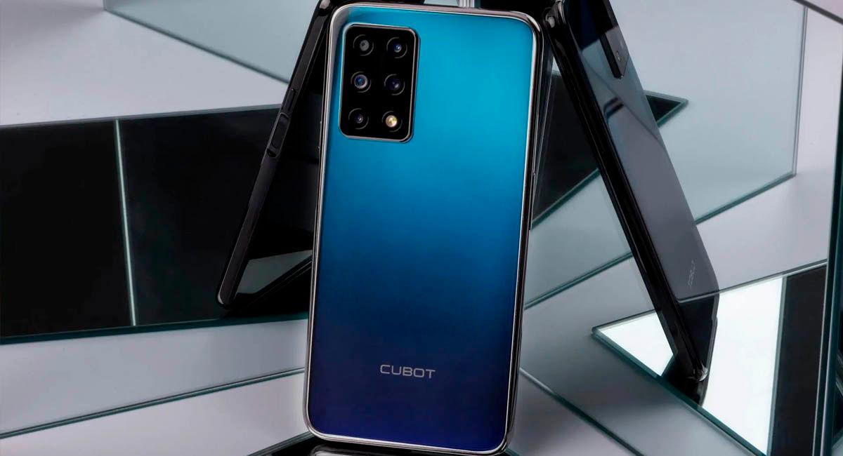 Cubot x30 un móvil asequible con mucha potencia y pantalla full hd+