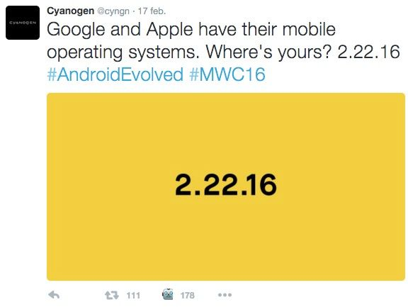 Cyanogen OS 13 con Android 6.0 Marshmallow