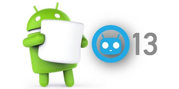 CyanogenMod 13 para Galaxy S6