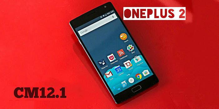 CyanogenMod oficial OnePlus 2