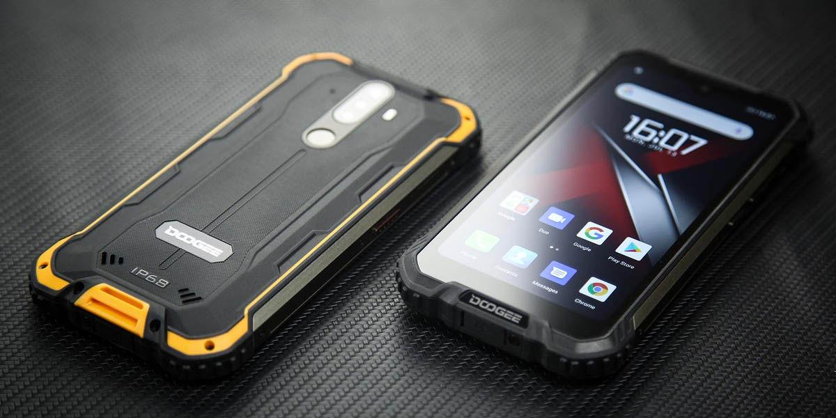 DOOGEE S58 Pro smartphone resistente económico