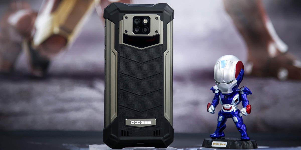DOOGEE S88 Pro teléfono android ultra resistente