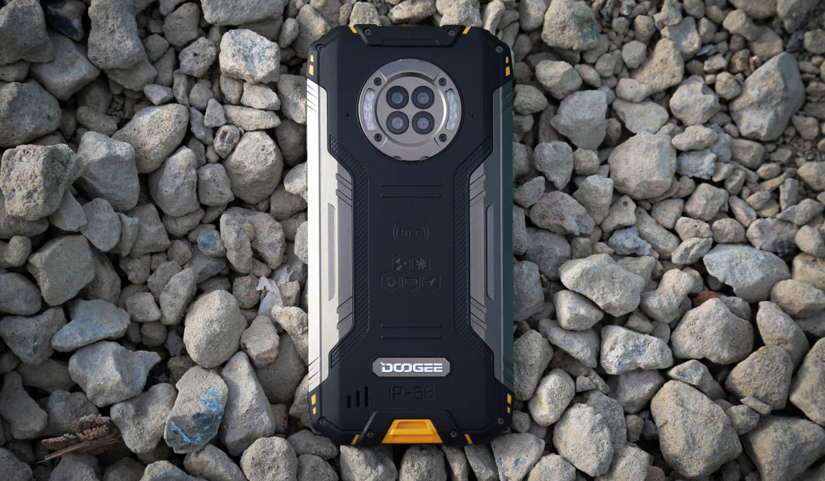 DOOGEE S96 Pro móvil rugerizado potente