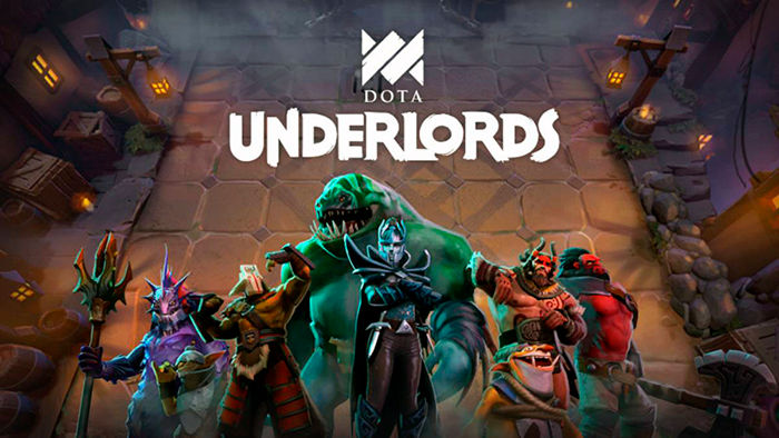 DOTA underlords trucos android