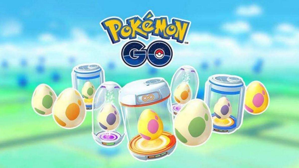 Dale importancia a las incubadoras Pokemon Go