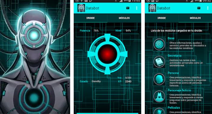 DataBot Asistente para Android