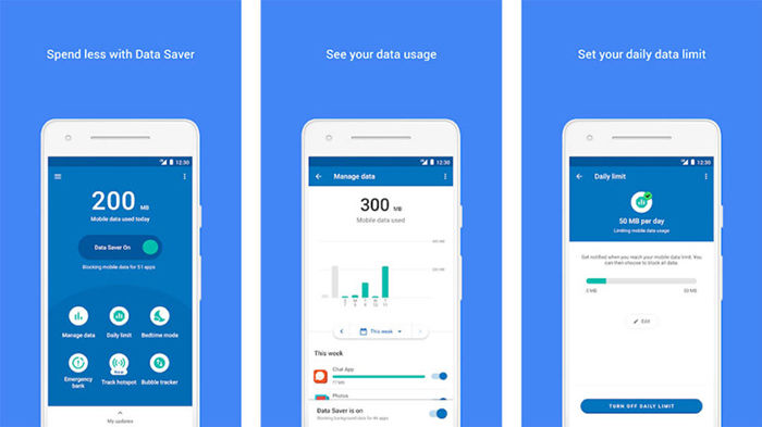 Datally para Android
