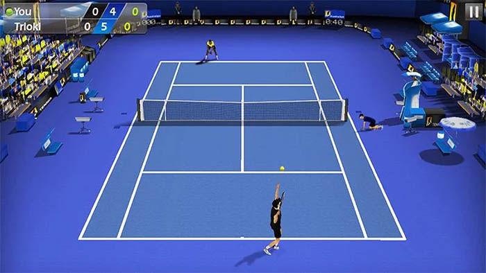 Dedo 3D tenis