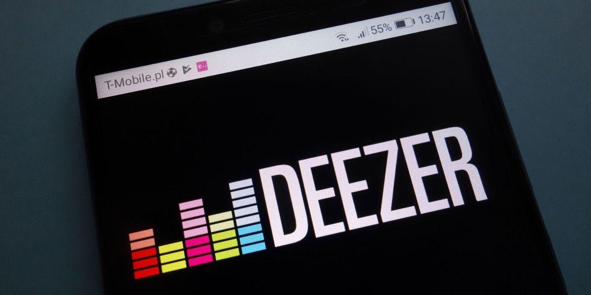 Deezer música gratis