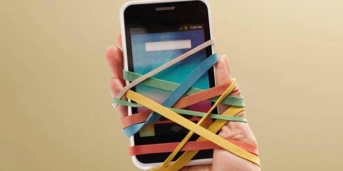Dejar adicción al móvil