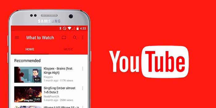 Desactivar notificaciones YouTube Android