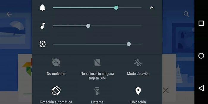 Desactivar sonido smartphone