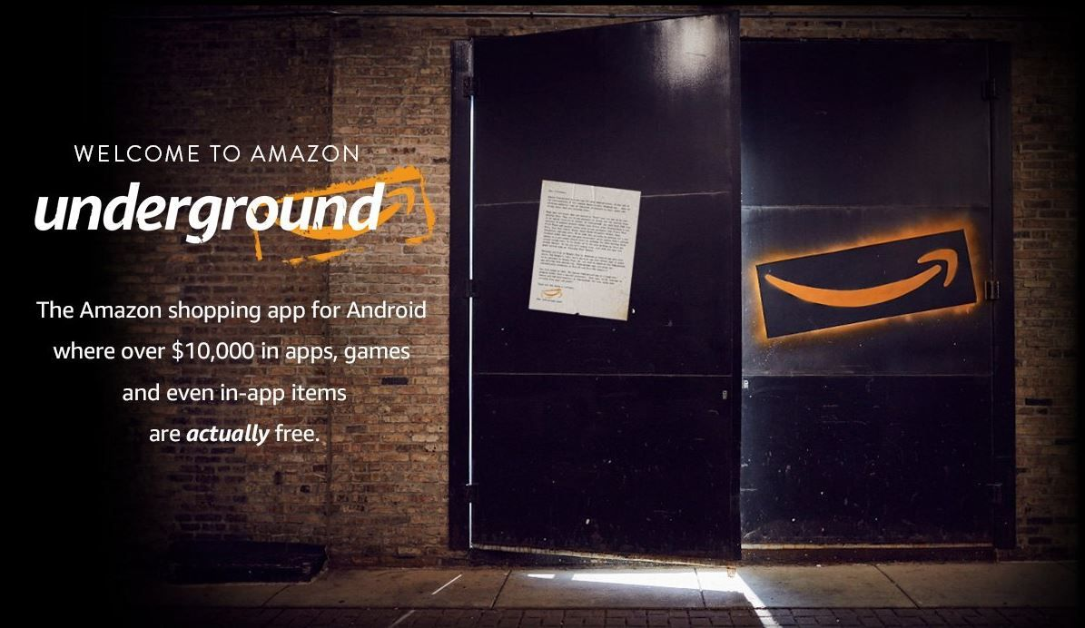 Descarga Amazon Underground