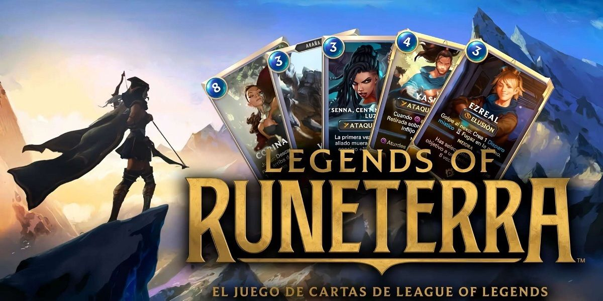 Descarga el APK de Legends of Runeterra para Android 1