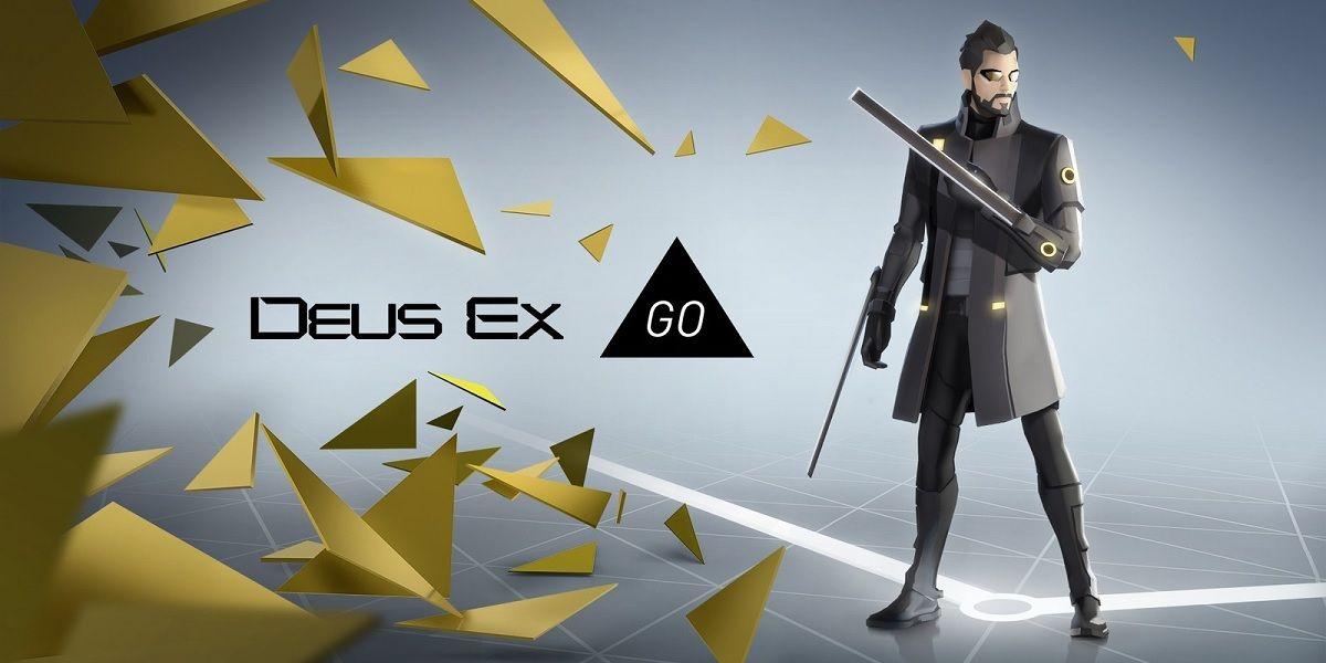 Descarga el juego Deus Ex Go gratis para Android