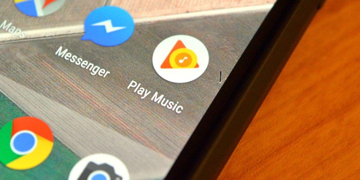 Descarga tus archivos de Google Play Music