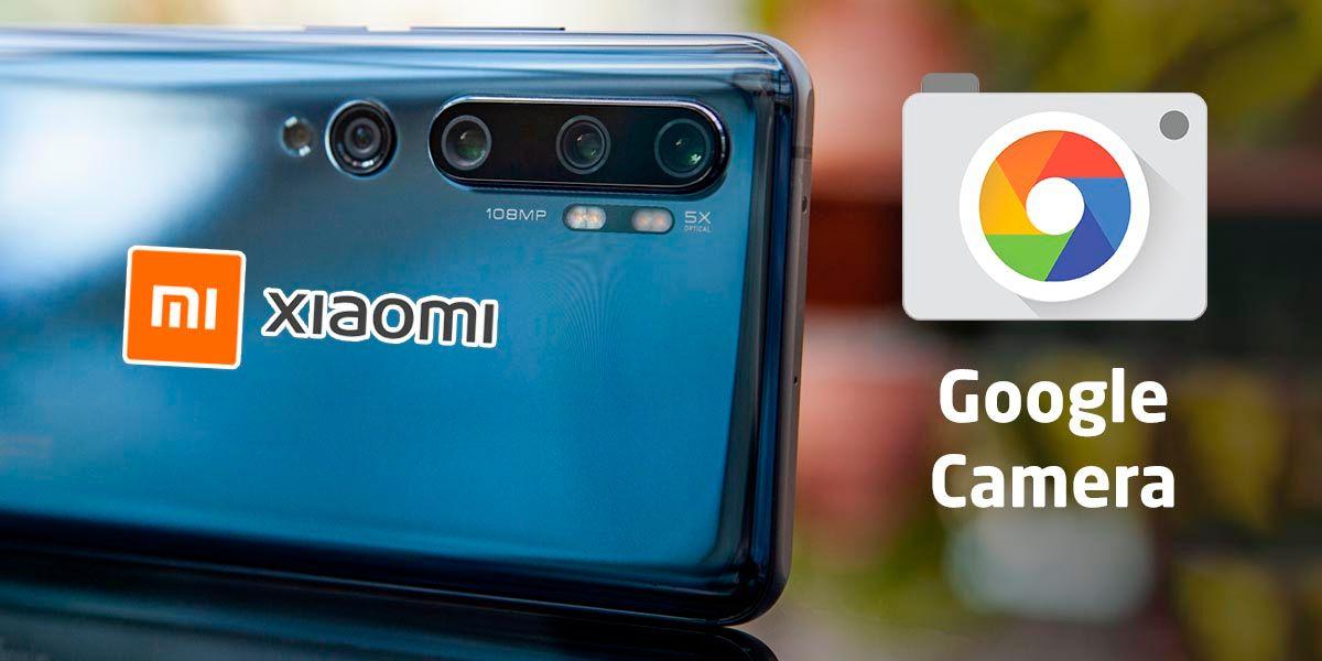 Descargar APK GCam para Xiaomi
