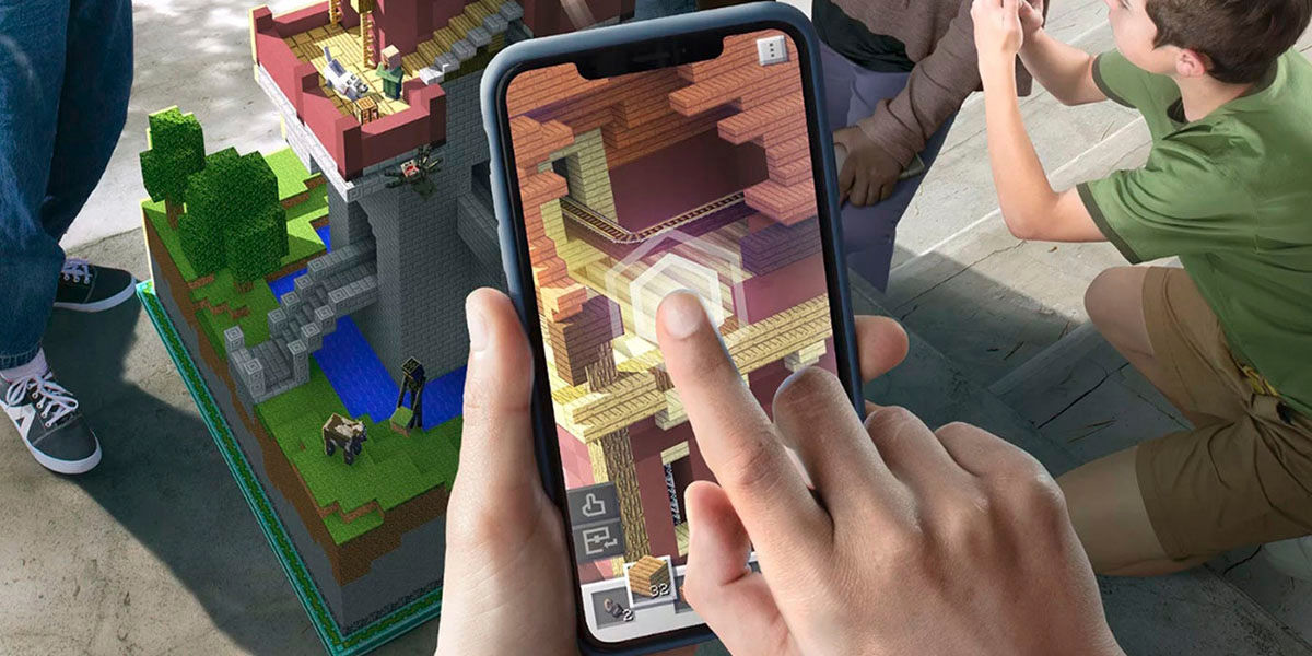 Descargar APK Minecraft Earth Android