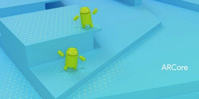 Descargar ARCore 1.0 realidad aumentada
