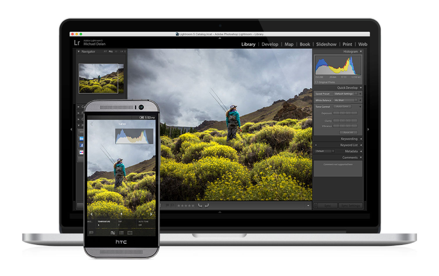 usar Adobe Lightroom gratis en Android